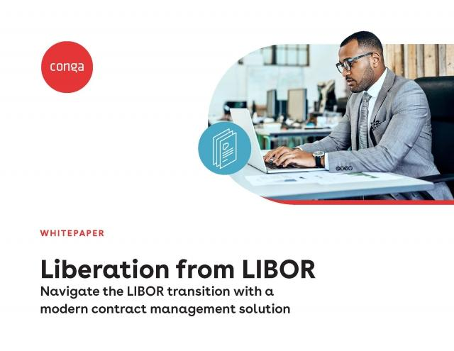 "Cover of ""Liberation from LIBOR"" white paper"