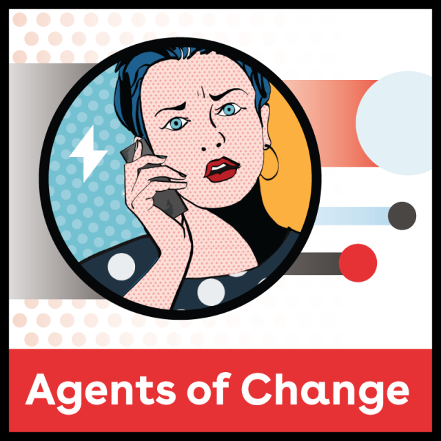 Conga's Agents of Change Podcast